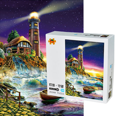 Adults Kids Puzzles 100 Piece Large Puzzle Game - MYTONSEE