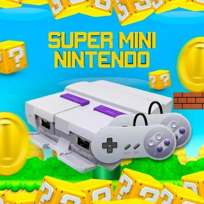 Super Mini Nintendo【Original authorization】 - MYTONSEE
