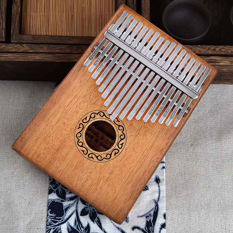 Gorgeous Kalimba 17 Keys Thumb Piano - MYTONSEE