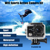 Pro 5000 HD Wifi Sports Action Camera Kit - MYTONSEE