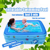 Large Inflatable Shark Swimming Pool Family Lounge Pool - MYTONSEE