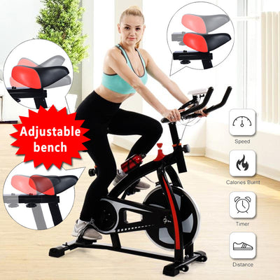 Stationary Exercise Bikes Indoor Cycling Bike - MYTONSEE