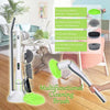 ☀NEW YEAR SALE☀ Multifunctional Cleaning Brush Four-piece For Family & Car - MYTONSEE