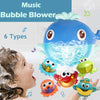 Baby Bubble Maker Music Bath Toy - MYTONSEE