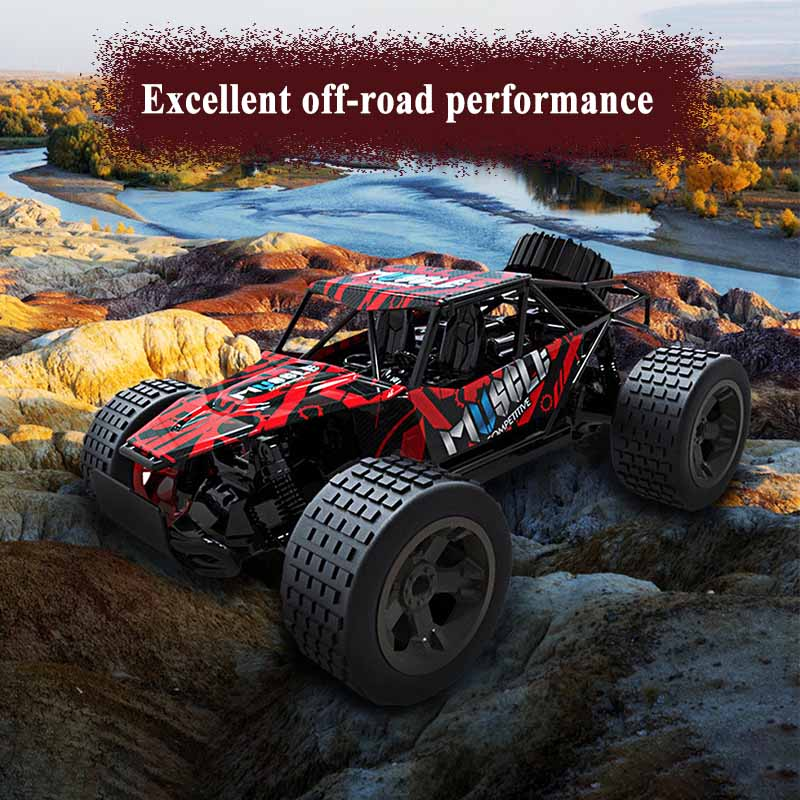 High Speed RC Racing Car For Kids - MYTONSEE