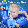 Baby Pool Float Inflatable Swimming Float Ring Double-Layer - MYTONSEE