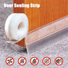 Transparent Door Seal Strip Weather Stripping - MYTONSEE