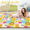 Kids Play Mat Large Baby Crawling Mat (Double-Sided) - MYTONSEE