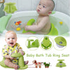 Baby Bath Tub Ring Seat Safety Anti-Slip - MYTONSEE