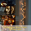 2.5M Warm White Cane String Light With 70 Lights - MYTONSEE