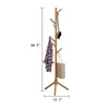 Coat Stand Multi-Functional Clothes Rack with Hanger - MYTONSEE
