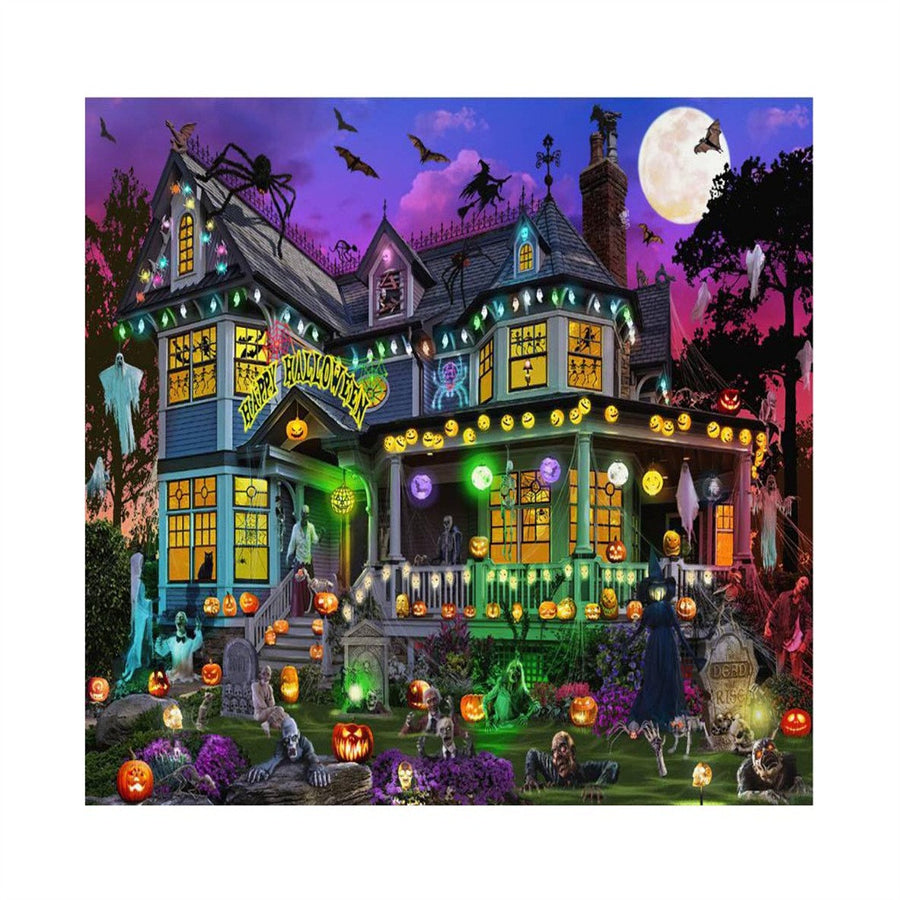 Halloween Jigsaw Puzzle 1000PCS -【BUY 2 FREE SHIPPING】