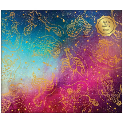 Astrology 1000 Piece Puzzle For Adults - MYTONSEE