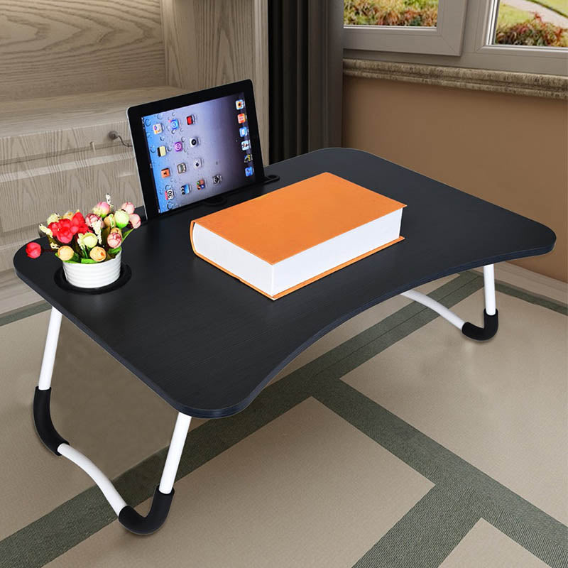 Portable Lazy Bed Table Mini Foldable Computer Desk - MYTONSEE