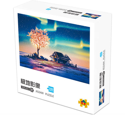 Polar Image 1000 Pieces Jigsaw Puzzles - MYTONSEE