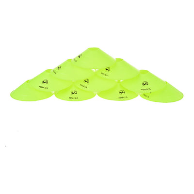 Soccer Disc Cones Football Training Cones (Set of 20) - MYTONSEE