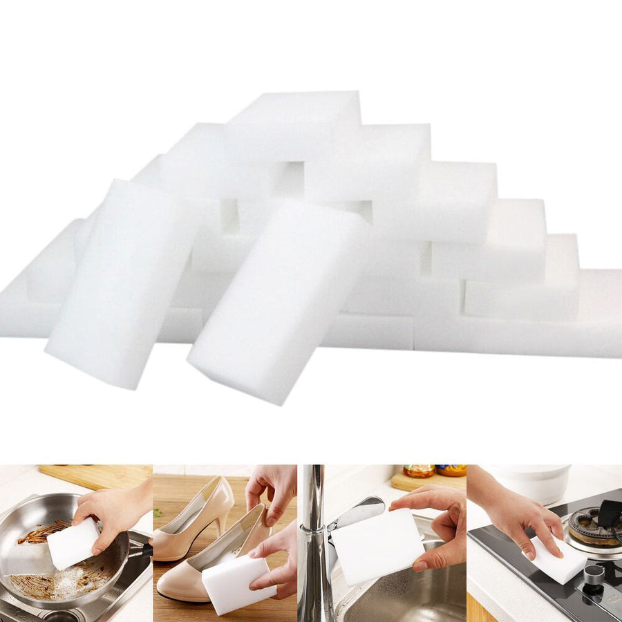 Kitchen Cleaning Sponges Magic Eraser 5/15/35/100Pcs - MYTONSEE