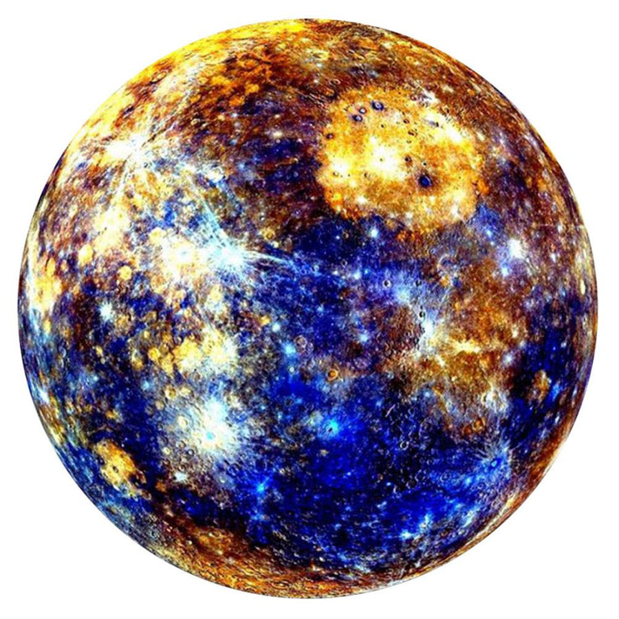 Large Round Planet Puzzles (1000 Pieces) - MYTONSEE