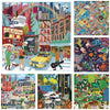 Adults Puzzles 1000 Piece Large Jigsaw Puzzle Gift - MYTONSEE