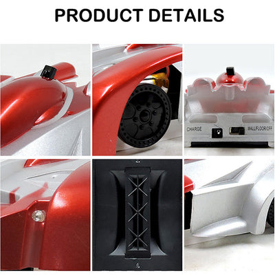 Remote Control Wall Climbing Car Electric Toy Remote Control Car Climbing Drift - MYTONSEE