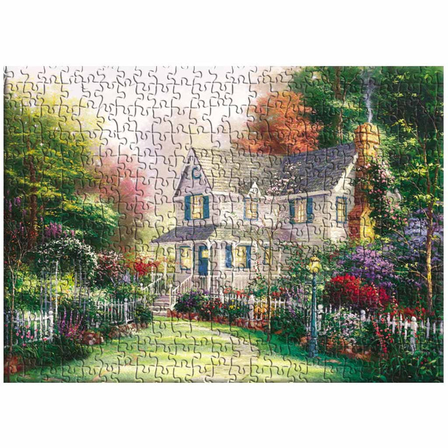 Forest Hut Jigsaw Puzzle 1000 Piece - MYTONSEE