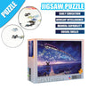 1000PC Starry Sky Train Puzzle - MYTONSEE