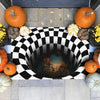 Halloween Illusion Floor Soft Non-slip Doormat