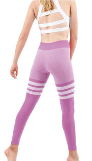 Cassidy Legging - Purple