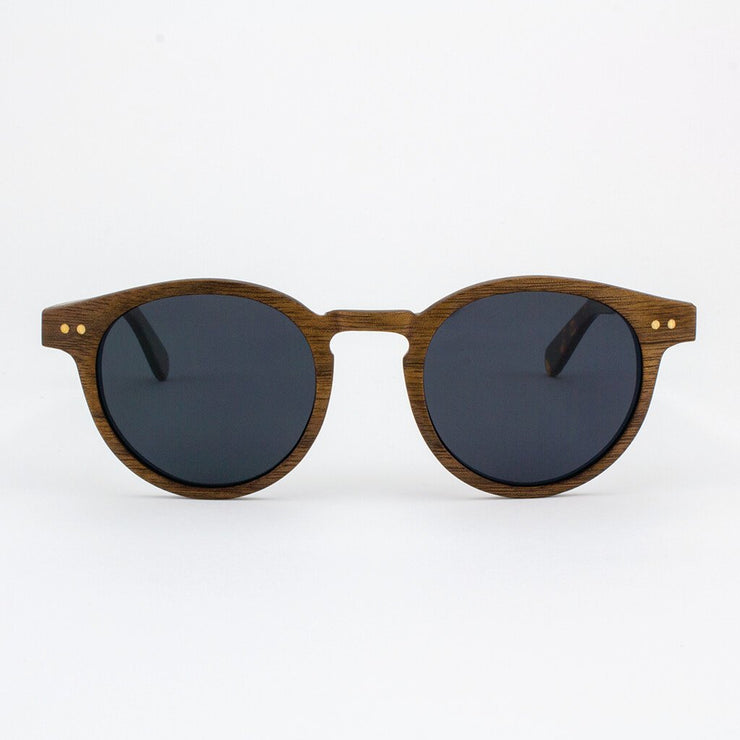 Marion - Adjustable Wood Sunglasses - Asalee West™