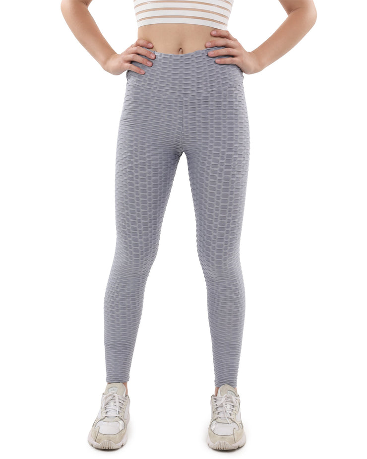 Bentley Leggings - Grey at Asalee West