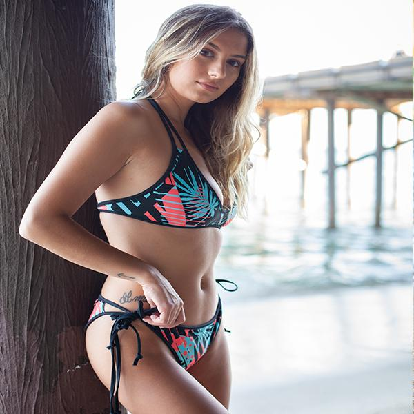 Find Your Coast Reversible Swimwear Mangrove Bikini - Asalee West™