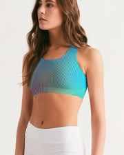 Women's Active Comfort Navagio Sport Seamless Sports Bra - Asalee West™