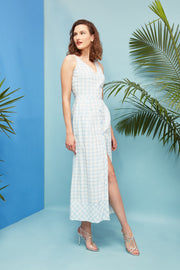 Amelia Accent Dress from Asalee West