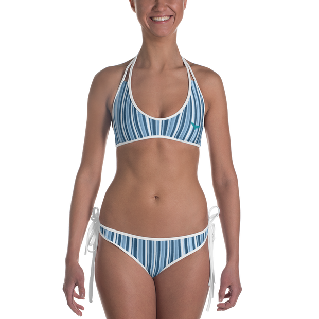 Find Your Coast Reversible Swimwear Hiptitude Bikini - Asalee West™