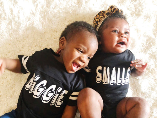 Biggie Smalls Matching Set