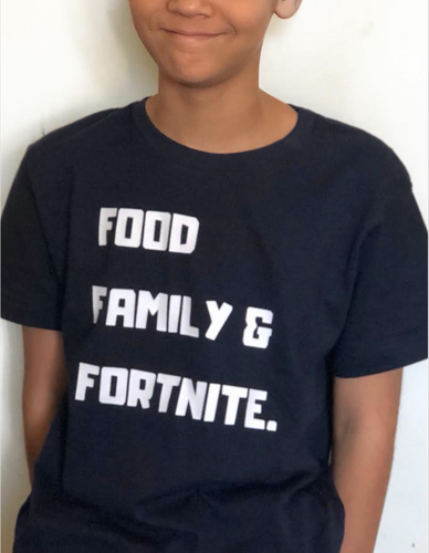 Food Family & Fortnite