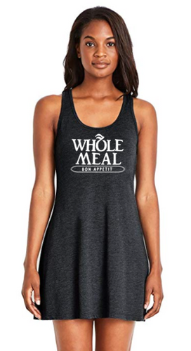 MEAL racerback tank dress