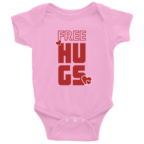 Free Hugs (Infant Onesie)