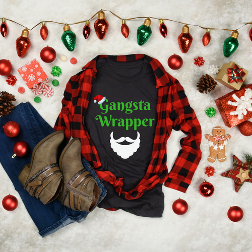 Gangsta Wrapper - Santa
