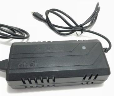 BionX charger for Li-Mn 41v batteries (11S) with PS2 plug, 01-3443