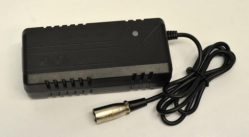 BionX charger for Li-Mn 37v batteries (10S) with XLR 4 plug, 01-3444