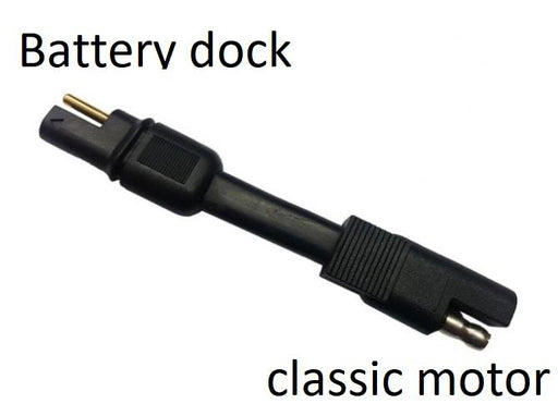 Adapter - Power Connector: Old Motor - New Docking