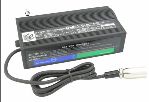BionX charger for Li-Mn 25.9v batteries (7S) with XLR4 plug, 01-1548