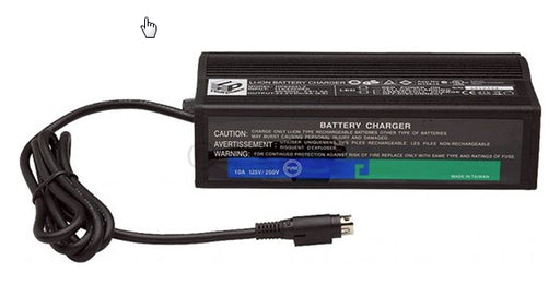 BionX charger for Li-Mn 22.2v batteries (6S), HP with PS2 plug, 01-2357