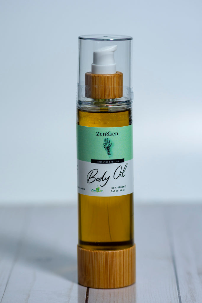 Hydrating & Healing Body Oil