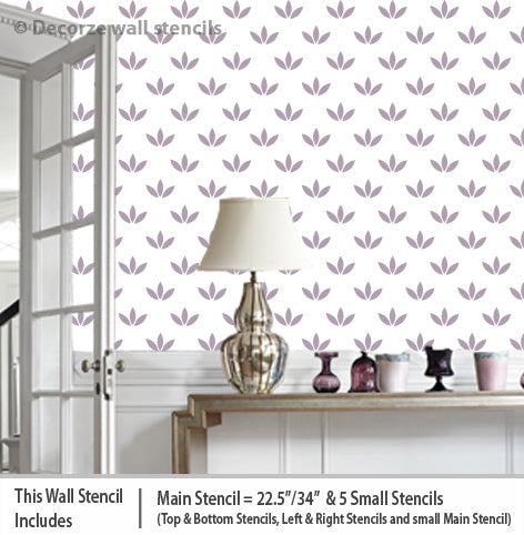 excellent online store for wall stencils USA