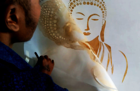 Buddha-Painting-Ideas