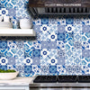 Portuguese tiles designs, Kitchen Wall Tiles Stickers, Wall Tiles Decoration