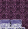 Damask wall stencils pictures, DS-04 - Decorze