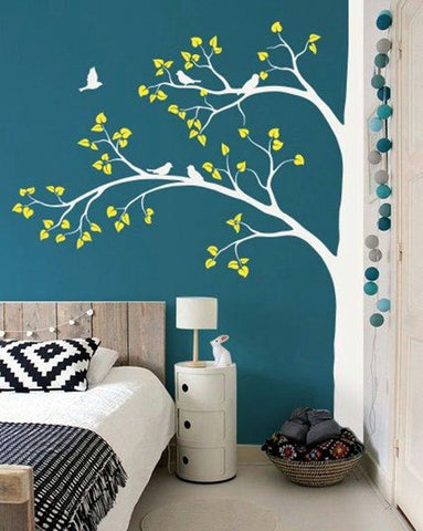 Customize Side wall Tree Stencil